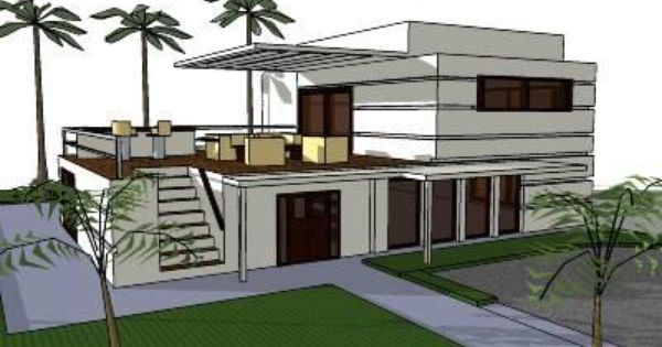 Dise o de casas modernas interiors and house for Modelos y disenos de casas