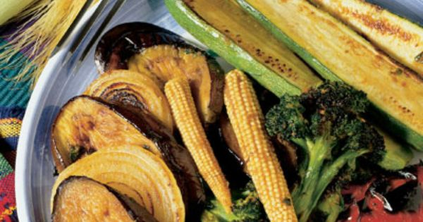 Grilled Panang Vegetables | Thai Food | Pinterest | Thai Recipes ...