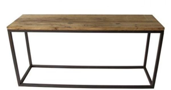Elm Door Console Table Products Pinterest Console