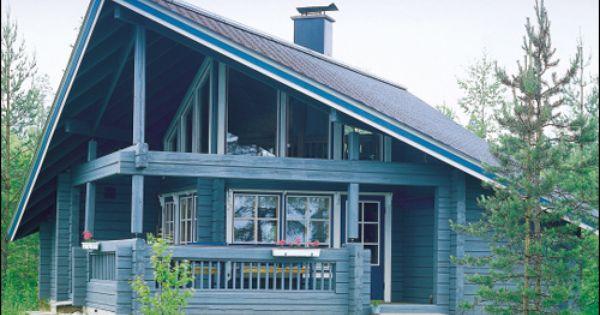 レイヤ フィンランド語で凧 張り出した屋根の下には L字型の