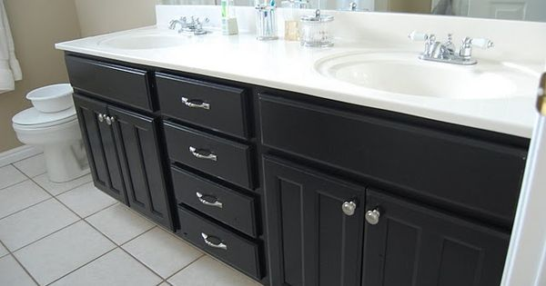 paint bathroom cabinets espresso painting bathroom cabinets i really want to take mine 19842