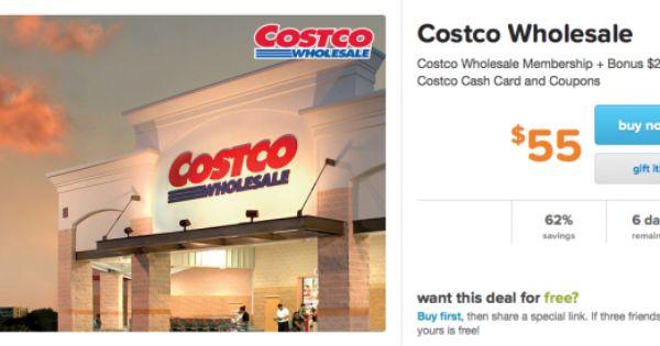 Costco membership coupon code