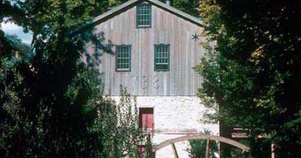 Wedding reception venues near youngstown ohio : Shepherd s mill in shepherdstown jefferson co wv old