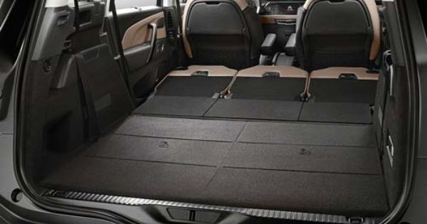 Boot Space In The Citroen Is Decent At 358 Litres Just A Little