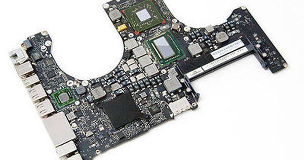 "Logic Board 13/"" 2.26GHz White Unibody Motherboard Rev2 Late 2009 A1342 MC207LL//A"