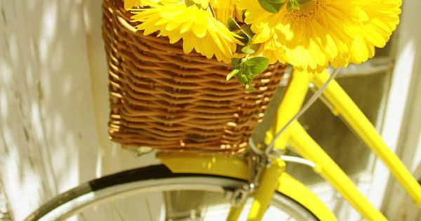 MELLOW yellow bicycle
