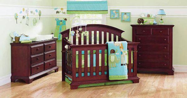 Summer Infant Giggle Gang 8 Piece Crib Bedding Set Crib