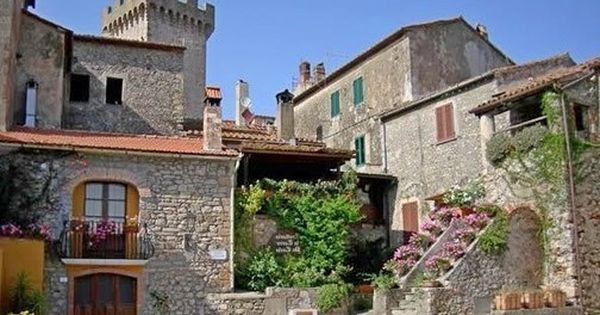 Home In Ancient Capalbio Italy Real Estate Tuscany Property For Sale Lucca Villa Real Estate And Social Media Marketing Tuscan House Real Estate Italy