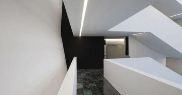 Proyecto rea p blica iluminaci n t cnica empotrada - Bauhaus iluminacion interior ...