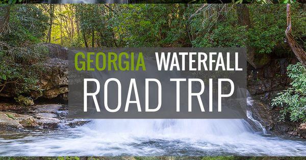 Georgia Waterfall Road Trip Hike To Four Beautiful Falls At Lake Burton And Lake Rabun