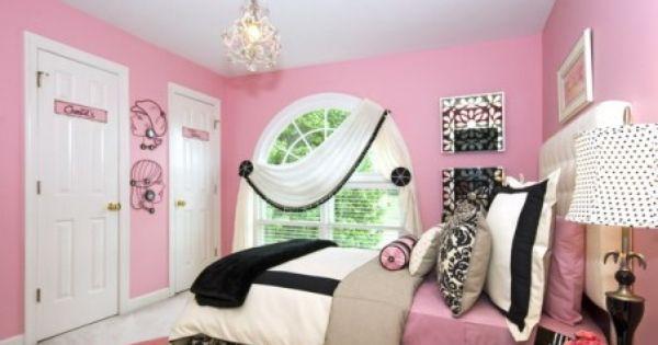Girl Teen Bedrooms | ... Girl Design Ideas : A Bedroom Makeover