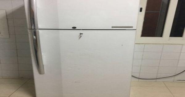 محل شراء ثلاجات 0506017343 مستعمله بالرياض بأفضل الاسعار اتصل نصل Top Freezer Refrigerator Refrigerator Freezer