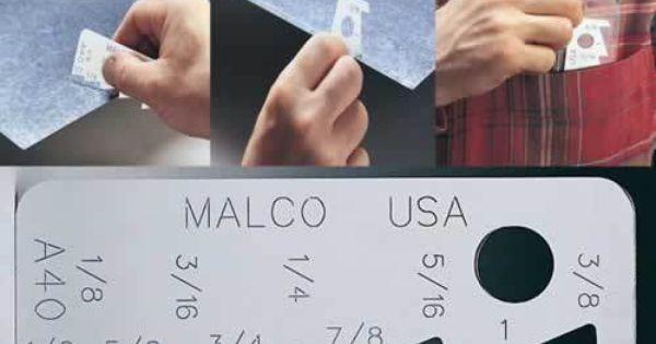 A40 Sheet Metal Pocket Scriber Scribe Marking Tool Hvac Hand Tools Sheet Metal Hand Tools Marking Tools Sheet Metal