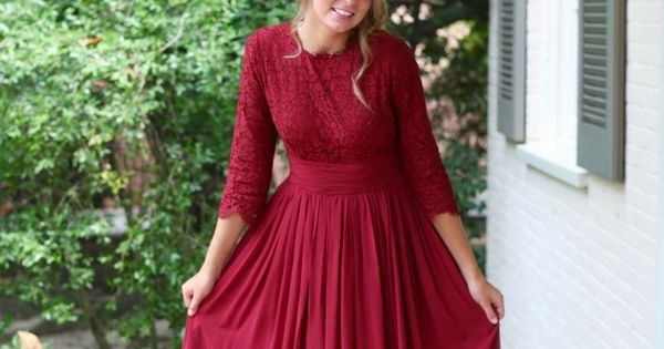 Exquisite english manor dress 9 colors english modest for Modest wedding dresses seattle