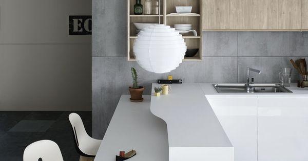 kuchenschranke grau : Grau, K?chenschr?nke and Design on Pinterest