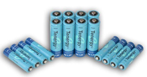 Combo 16 Pcs Nimh Rechargeable Batteries 8aa 8 Aaa Rechargeable Batteries Nimh Nimh Battery