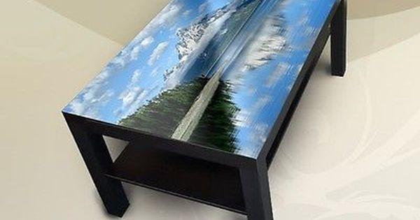 Details Zu Modern Tisch Couchtisch Glastisch Beistelltisch Sofatisch Reine  Tal 90x55 Cm
