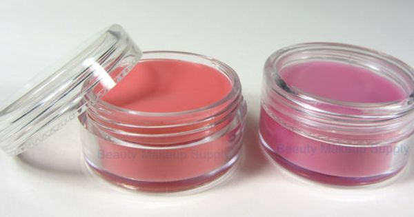 Lip Balm Containers Plastic 10 Gram Cosmetic Jars Clear Lids 5067 25c 25 Empty Jars Free Us Shipping Lip Balm Containers Diy Lip Gloss Diy Lips