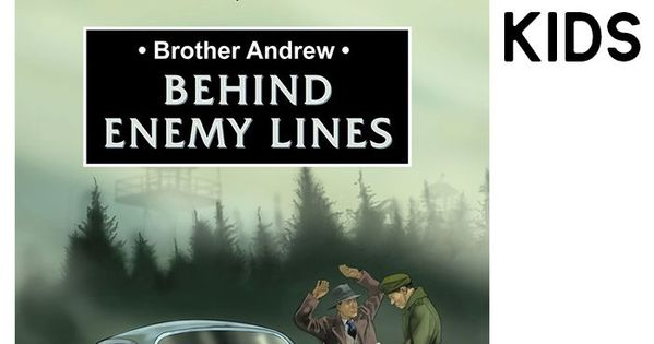 Brother Andrew Biography The Adventure Of A Lifetime For Your Kids Christian Parenting Parenting Boys Homeschool