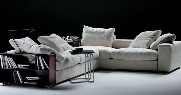 flexform groundpiece sofa meubles pinterest. Black Bedroom Furniture Sets. Home Design Ideas