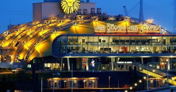 Musicals Locken Jahrlich Millionen Besucher Nach Hamburg Hamburg Der Konig Der Lowen Musical Musical