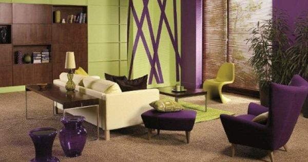 Purple And Lime Green Living Room Purple Living Room Living Room Green Lime Green Bedrooms