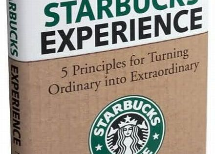 book review on the starbucks experience