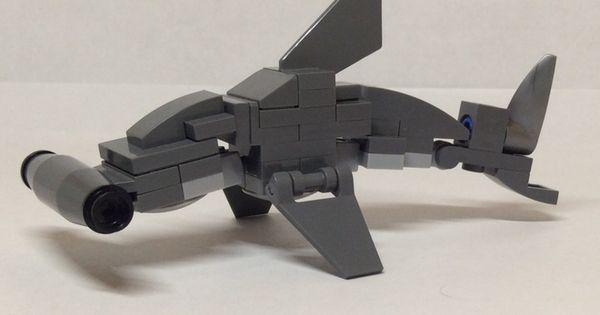 Lego Shark Toys : Lego ideas hammerhead shark pirates pinterest