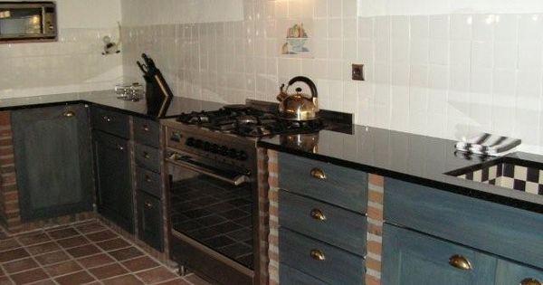 Granietshop voor uw keuken werkblad van graniet composiet en silestone keuken pinterest - Werkblad silestone ...