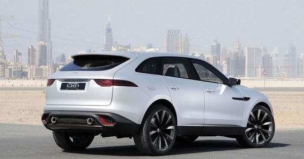 News Jaguar Cx Sport Suv Is A Nifty Blend Of Performance