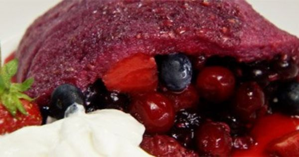Chuck Hughes' Summer Berry Pudding | Recipe | Puddings ...