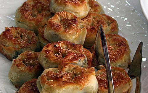 Ispanakli Borek Turkish Pastries W Spinach Http Www