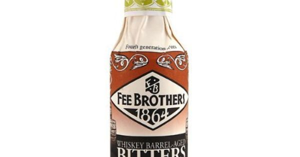 Brothers Whiskey Barrel-Aged Bitters, a new favorite. | Imbibing: DIY ...