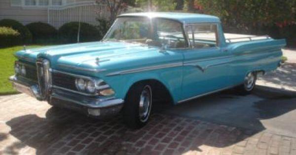 Best Edsel Wagon Images On Pinterest Station Wagon Vintage