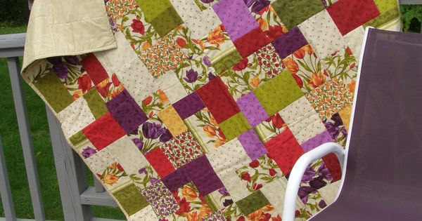Layer Cake Quilt Material :