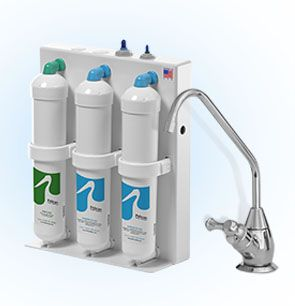 3 Stage Drinking Water System Drinking Water Filter Water