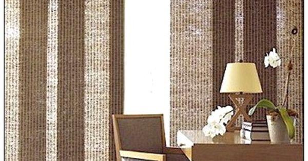 Sliding Door Window Treatments Ideas Window Treatments