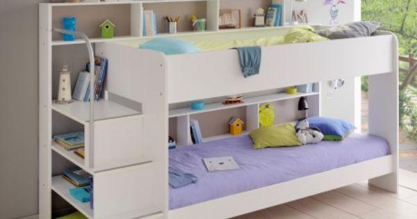 Stapelbed huis pinterest - Stapelbed kleine kamer ...