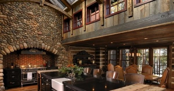 Wow....if i ever become rich and build a cabin in the woods,