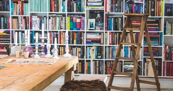 Du bois et des livres au Danemark - PLANETE DECO a homes
