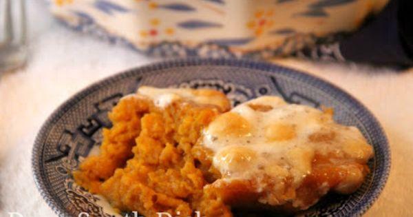Traditional Southern Sweet Potato Casserole | Traditional, Yummy food ...