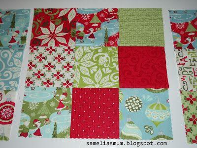 12 Days Of Christmas Runner Tutorial Christmas Runner Holiday Quilt Patterns 12 Days Of Christmas