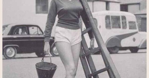 June WILKINSON '50-60 ...