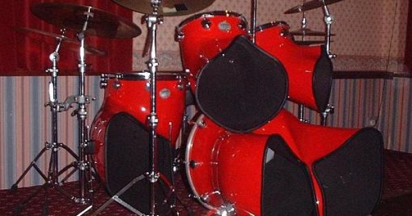 Staccato Drums Craziest Looking Drums I Ve Ever Seen