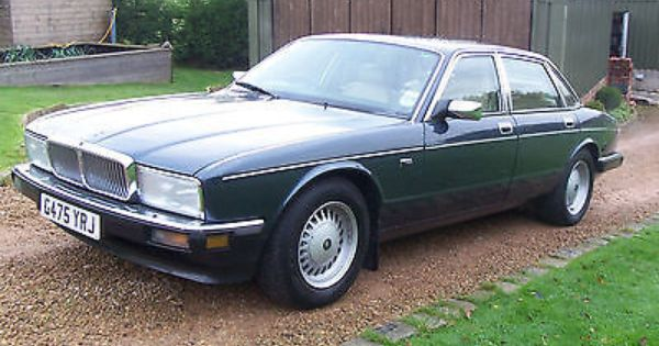 daimler xj40 lpg 64000 miles with history. Black Bedroom Furniture Sets. Home Design Ideas