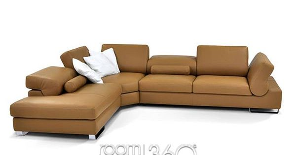 bridge 642 modern sectional by incanto sectional sofas. Black Bedroom Furniture Sets. Home Design Ideas