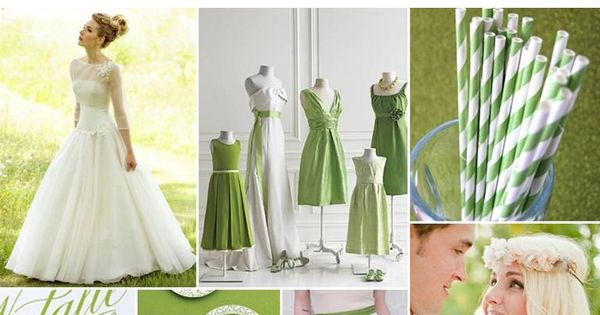 Shades of Green from The Perfect Palette. I like all the different