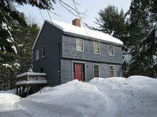 Garrison Architecture Wikipedia House Styles Architecture
