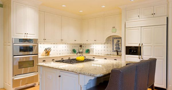 Cook Top In Kitchen Island For The Home Pinterest