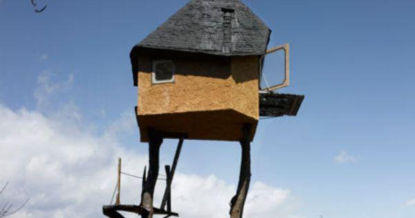 The Bird's Nest by Inrednin Gsgruppen - Dezeen